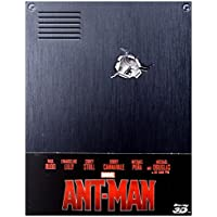 Ant-Man [Blu-Ray]+
