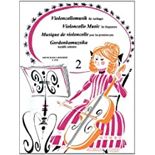 Violoncello music for Beginners 2 Easy concert pieces in first position