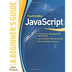 JavaScript A Beginners Guide 4/E