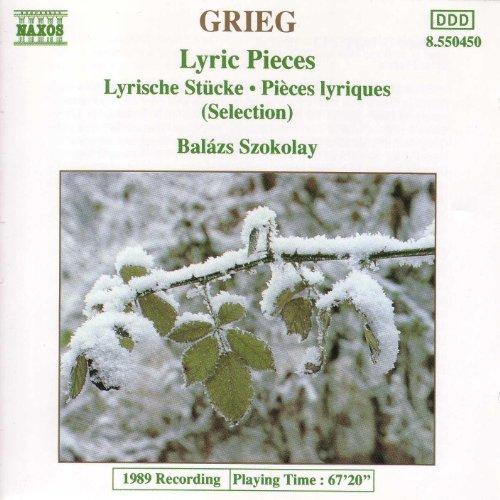 Grieg: Lyric Pieces Books I - X (Excerpts)