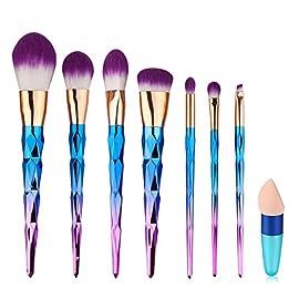 Cadrim Pinceaux Maquillage Cosmétique Professionnel 32pcs Set/Kit Cosmétique Brush Beauté Maquillage Brosse Makeup…