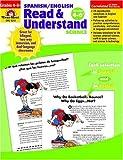Spanish/English Read & Understand Science Grades 4-6