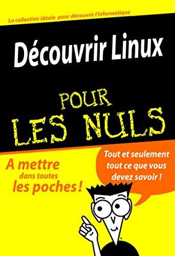 Découvrir Linux Poche Pour les nuls