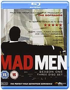 Mad Men - Complete Season 1 [Blu-ray]