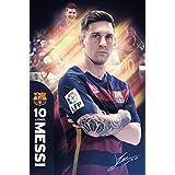 GB eye, Barcelona FC, Messi 15/16, Maxi Poster, 61x91.5cm