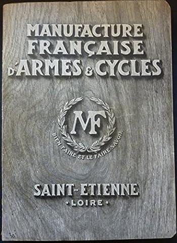 Catalogue Manufrance 1962 - Catalogue de la Manufacture française d'armes &