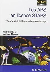 Les APS en licence STAPS : Théorie des pratiques d'apprentissage