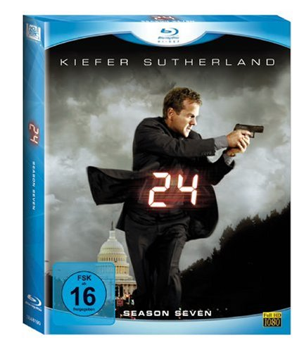 24 – Season 7 [Alemania] [Blu-ray] 51EThfEDD5L