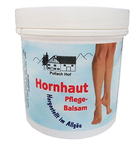 3 x 250ml Hornhaut Pflege-Balsam vom Pullach Hof hergestellt im Allgäu