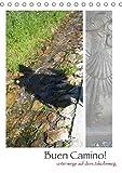 Buen Camino - Unterwegs auf dem Jakobsweg (Tischkalender 2020 DIN A5 hoch): Natur und Landschaft in Nordspanien (Monatskalender, 14 Seiten ) (CALVENDO Natur) -