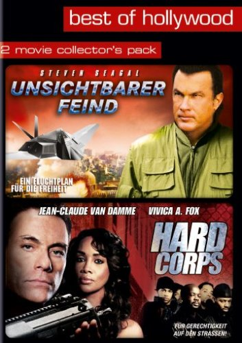 Best of Hollywood - 2 Movie Collector's Pack: Unsichtbarer Feind / Hard Corps (2 DVDs)