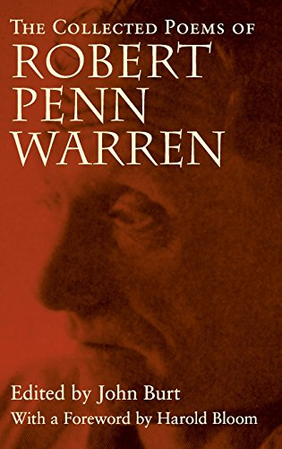 The Collected Poems of Robert Penn Warren