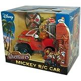 Imc Toys - Coche radiocontrol Mickey Mouse (180024)