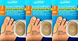 Profoot 3 Bunion Pads x 3 Packs