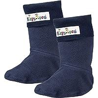 Spelschoenen Unisex-Child Fleece Sokken Wellies Rubber Laarzen Accessoire