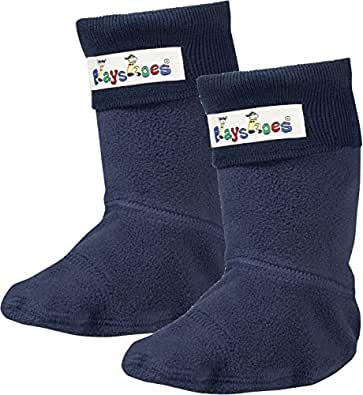 playshoes kinder fleece socken stiefelsocken f r gummistiefel schuhe handtaschen. Black Bedroom Furniture Sets. Home Design Ideas
