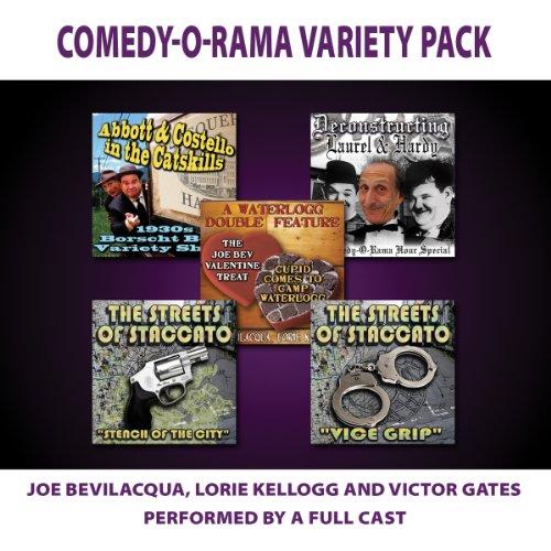 Comedy-O-Rama Variety Pack  Audiolibri