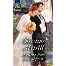 A Ring from a Marquess (The de Bryun Sisters, Book 2)