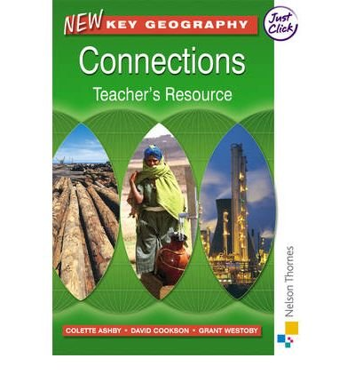 [( New Key Geography: Connections - Teacher's Resource with CD-ROM )] [by: David Waugh] [Sep-2006]