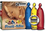 Secura 415650 Secura Kondome Fruit-Mix, 24er