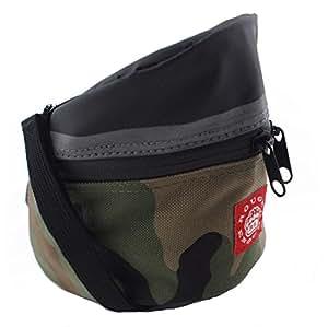 Rough Enough Seat Bag Saddle Bag in Cordura Tarpaulin Inside for Mobile Stuffs by ROUGH ENOUGH