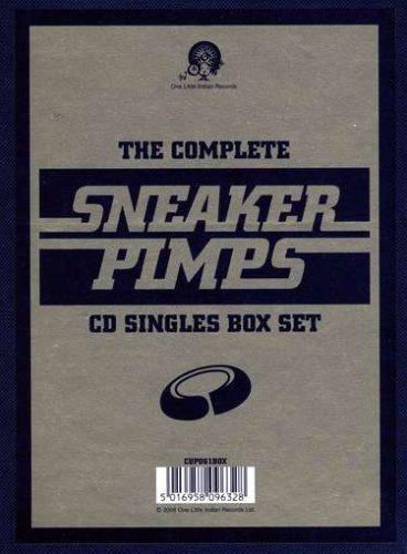 Singles Box Set by SNEAKER PIMPS (2008-07-22)