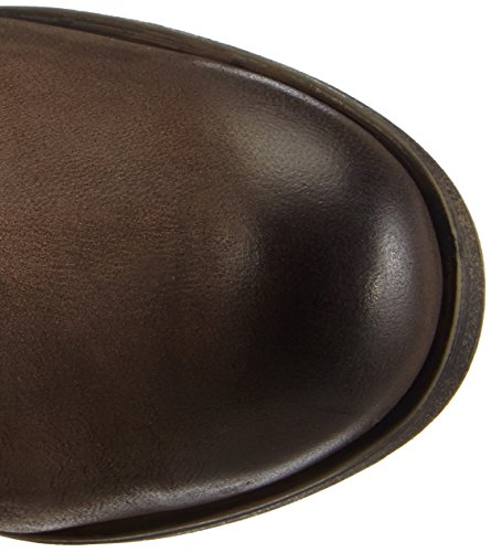 Bugatti J57375G, Boots femme Marron