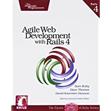 Agile Web Development with Rails 4 (Pragmatic Programmers)