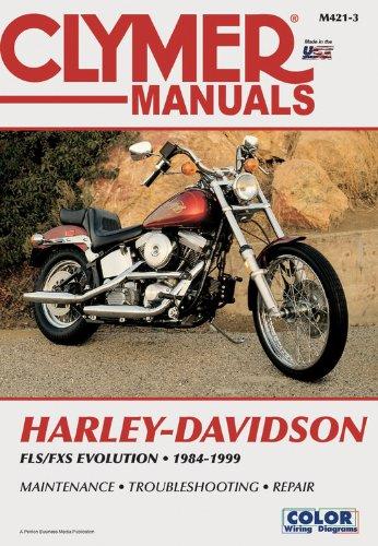 Harley-Davidson Flsfx Softail Big (Motor Softail)