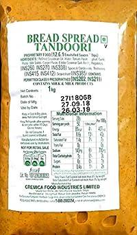Cremica Bread Spread Tandoori