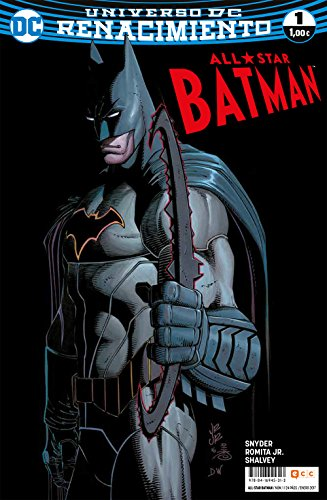 Descargar Libro All-Star Batman núm. 01 (Renacimiento) de Scott Snyder