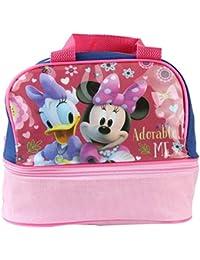 Bolsa Merienda Niñas Minnie Mouse Adorable Me