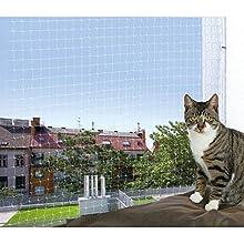 Trixie Protective Net, 2 x 1.5 m, Transparent
