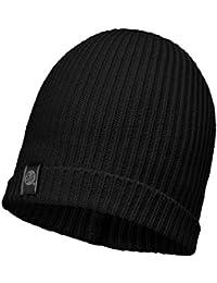 Original Buff - Knitted Hat Basic, Gorro, negro, talla unica