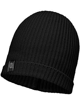 Buff Knitted Basic, Copricapo Unisex Adulto, Nero (Basic Black), Taglia Unica