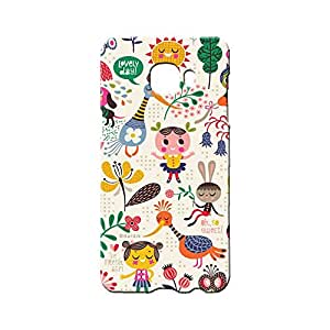 BLUEDIO Designer Printed Back case cover for Samsung Galaxy C5 - G10913