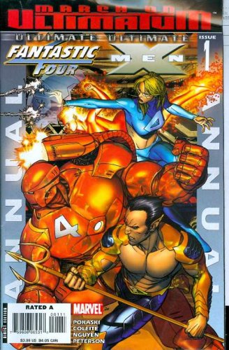 Ultimate Fantastic Four / X-Men Annual #1