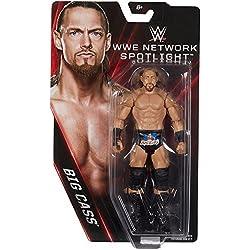 Wwe Big CASS - RETE ESCLUSIVO MATTEL BASE wrestling action figure - NXT Grezza