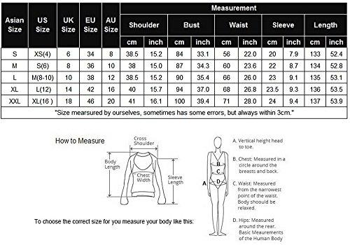 cooshional Jumpsuit Damen V-Ausschnitt kurzarm lang Hosen Herbs Clubwear Elegant Overalls Spielanzug t Gr.S-XXL