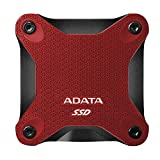 ADATA SD600Q 480GB Externe Solid State Drive Festplatte, rot