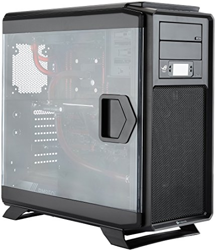 Drako Gaming Rig Nahagliiv Desktop PC, i7-6800K 3,6 GHz, 16 GB RAM DDR4 2666MHz, 240GB SSD, GeForce GTX 1080 Ti 11GB, Intel X99 Edition, Nero