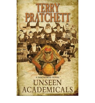 Book cover for Unseen Academicals