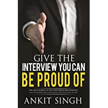 Give the Interview You can be Proud of