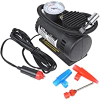 SaySure - 250PSI 12V Electric Car Tire Tyre Inflator Pump Portable Auto Car