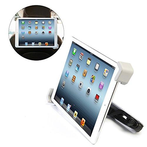 ützen-Halterung für Tablet, für Rücksitze, universal verstellbar, 360-Grad drehbar für tragbares Mini iPad 1/ 2 /3 / 4, Samsung 7 / 9,5 / 10.5Zoll, für Kinder auf Reisen ()