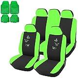 SITU SCMS0012-X Sitzbezüge für Auto mit Fußmatten Set