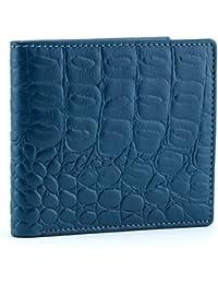 f078a64da330d A.P. Donovan - Geldbörse Herren - flach - mit und ohne Münzfach - (Leder  und Holz) - Geldbeutel - Geldtasche…