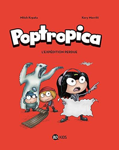 Poptropica (2) : L'expédition perdue