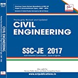 #4: CIVIL ENGINEERING SSC-JE 2017 (Previous Years Solved Questions of SSC-JE Paper 2) Conventional Type : 2007-2016