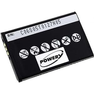 Batterie pour Swissvoice type 043048, 3,7V, Li-Ion [ Batterie pour téléphone sans fil ]